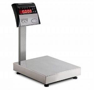 Balança Padeiro Balcão 50 Kg Ramuza DP-50 Inox