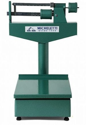 Balança Mecânica Michelleti 150Kg MIC-1/C