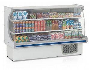 Balcão Refrigerado 1,75m com 2 Placas Frias Vitalis Gelopar GPDV-175