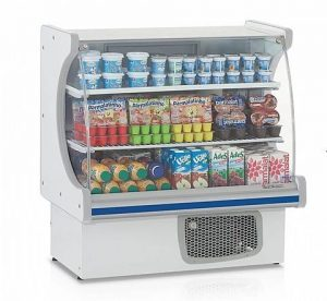 Balcão Refrigerado 1,10m Vitalis Gelopar GPSV-110