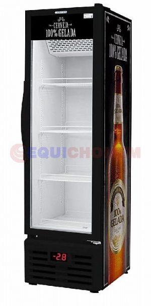 Cervejeira 284 Litros 4 Caixas Fricon VCFC 284 V Slim Iluminação em LED