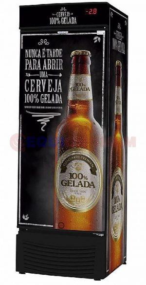 Cervejeira 431 Litros 7 Caixas Fricon VCFC-431 C Iluminação em LED