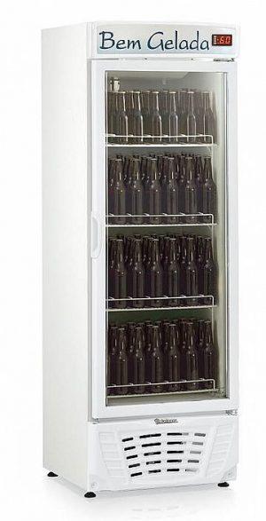 Cervejeira 450L GRBA-450PVA Gelopar Porta de Vidro