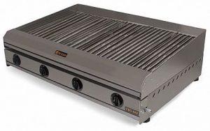 Char Broiler a Gás 86 cm Di Cozin CBD-860 Grelha Total