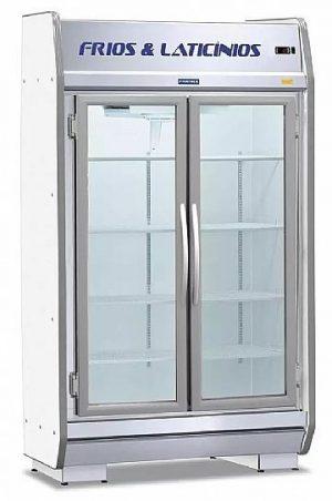 Expositor Refrigerado Vertical 2 Portas 770 Litros EAS-120-C Fortsul