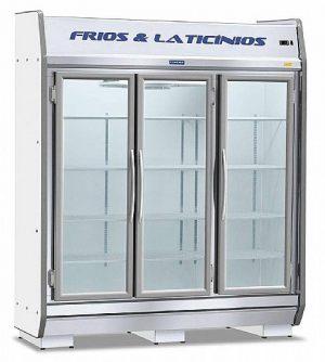 Expositor Refrigerado Vertical 3 Portas 1150 Litros EAS 180 C Fortsul