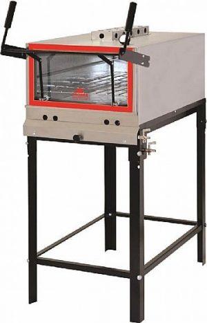 Forno Refratário Industrial com Infravermelho Progás PRPI-800 Inox