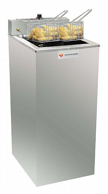Fritadeira Elétrica Água e Óleo 23 Litros Venâncio SFA05 Gabinete
