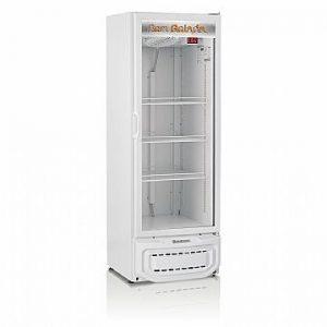 Cervejeira Refrigerador de Bebidas 400 Litros Branca Gelopar GRBA-400PV