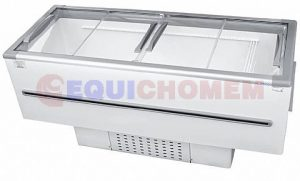 Expositor Ilha 1,90 mts 568L Fricon ICED-568BR