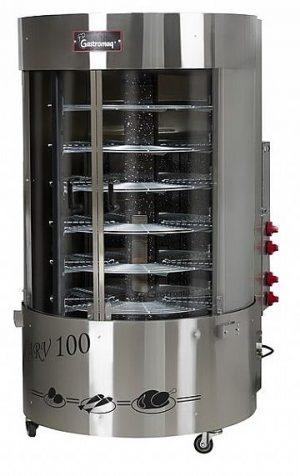 Assador de Frango Vertical 100 kg ARV 100 CQC Gastromaq Bivolt
