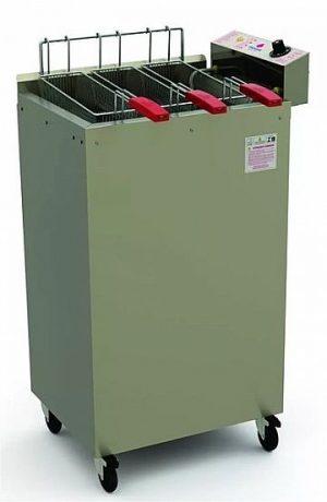 Fritador Fry Fritter Água e Óleo a Gás 20 Litros 3 Cestos PR-2000BPAT Progás