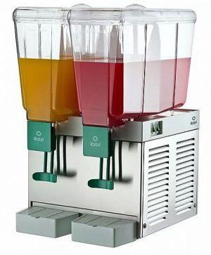 Refresqueira 30 litros 02 Depósitos 15 Litros IBBL BBS-2