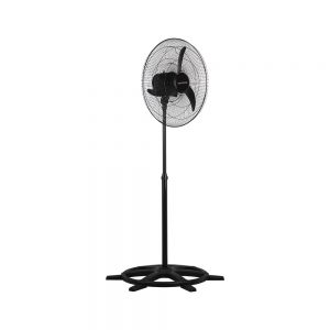 ventilador de coluna 60cm oscilante comercial bivolt 200w ventisol 1 preto